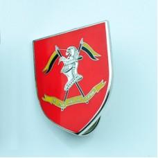 Odznak kovový klasický