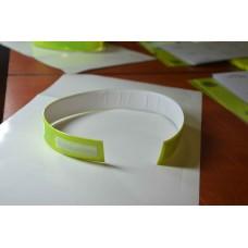 Reflexné pásky s upínaním na suchý zips
